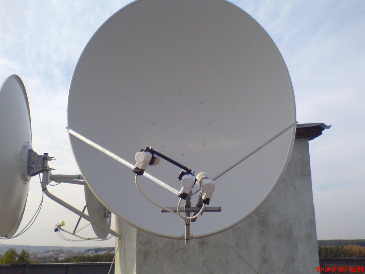 Спутников антенны своими руками 289