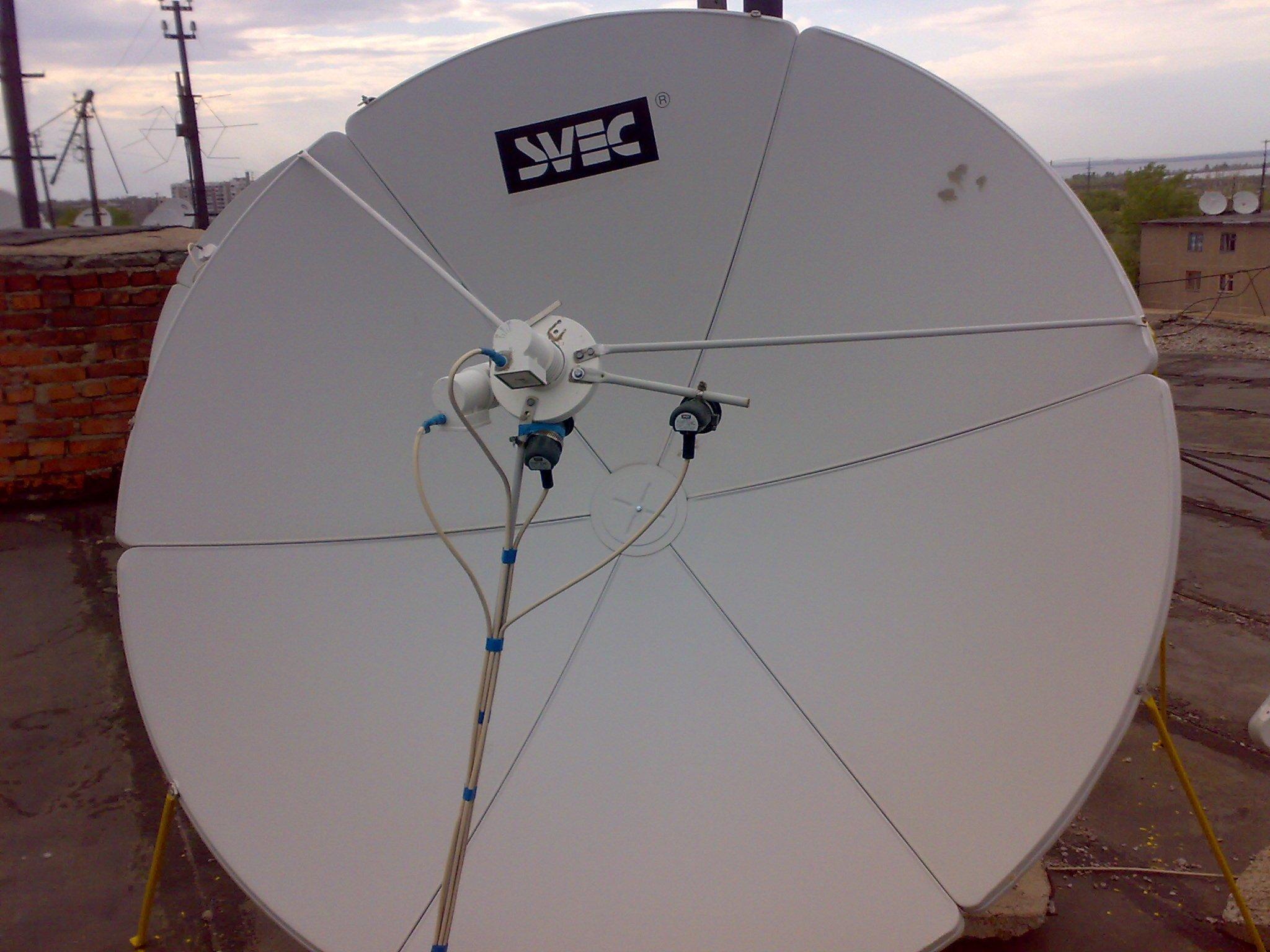 Спутников антенны своими руками 59