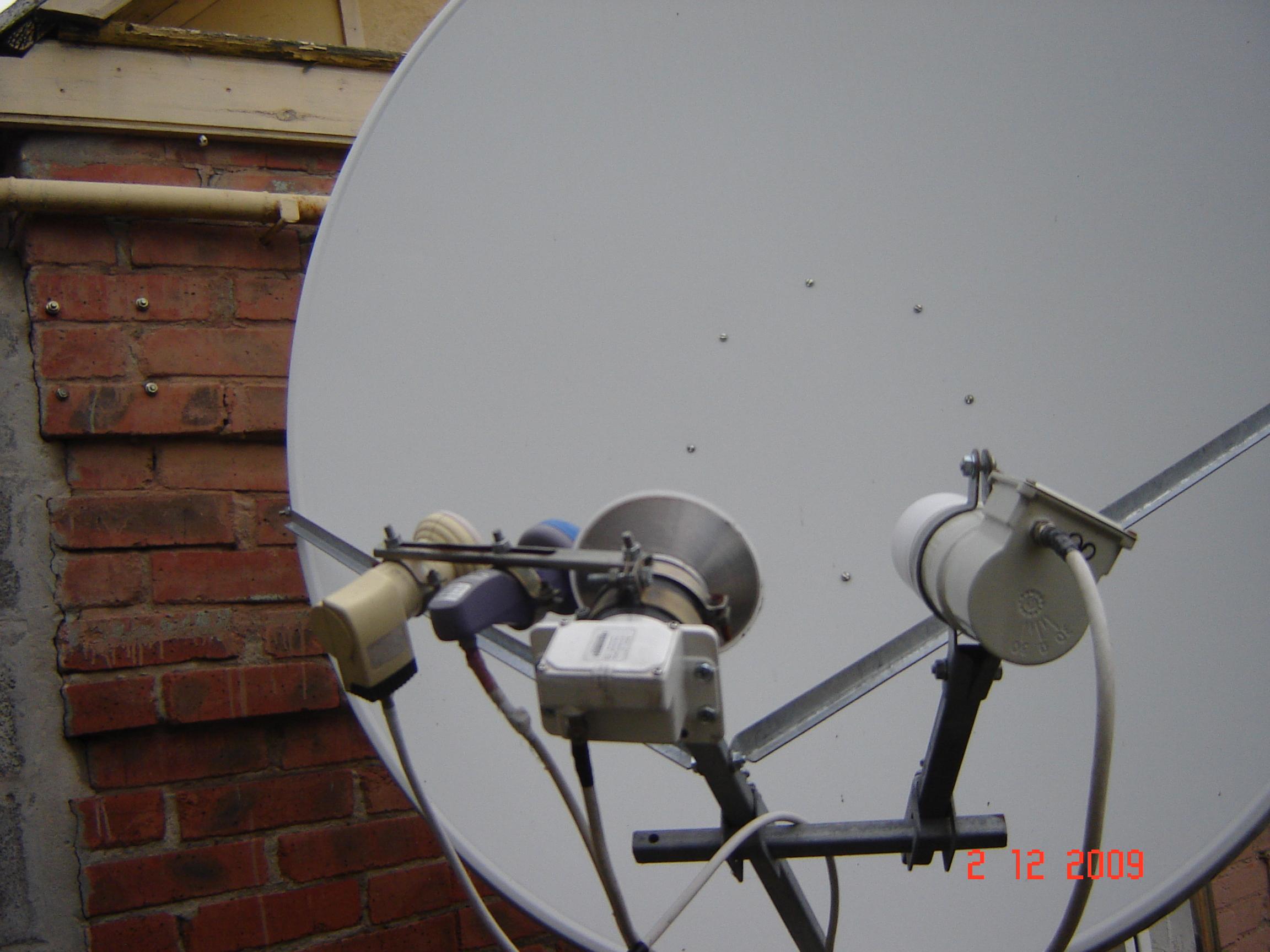 Настройка спутниковой антенны при помощи прибора Sat 79